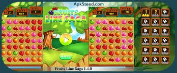 Android Game Fruit LIne-Download Free