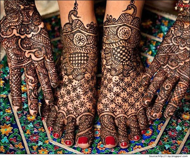 Western Mehndi Designs 20142015 For Women  B Amp G Fashion