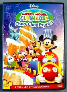 La Casa de Mickey Mouse: El pequeño tren de Mickey (2009) – Latino