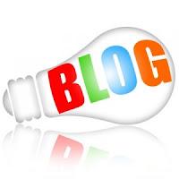 Light bulb blog logo