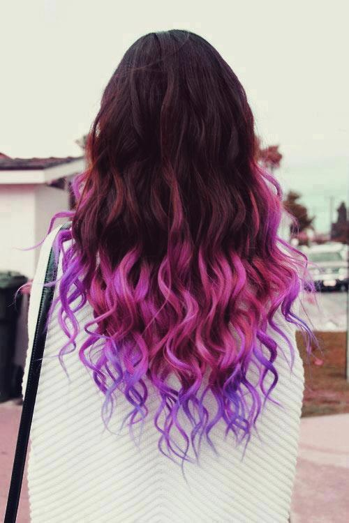 Thelilacdreamer: Weekly Inspirations : Pastel / Ombre hair