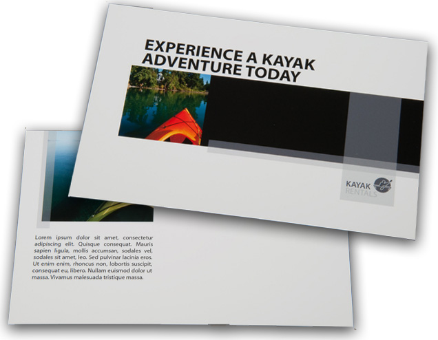 Postcard Design  Design  Type    Postcard Design