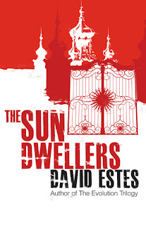 cover of the sun dwellers by david estes