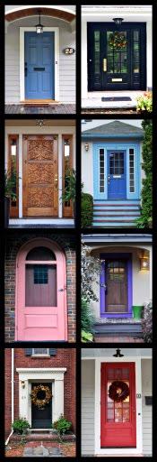 Front Door Tour