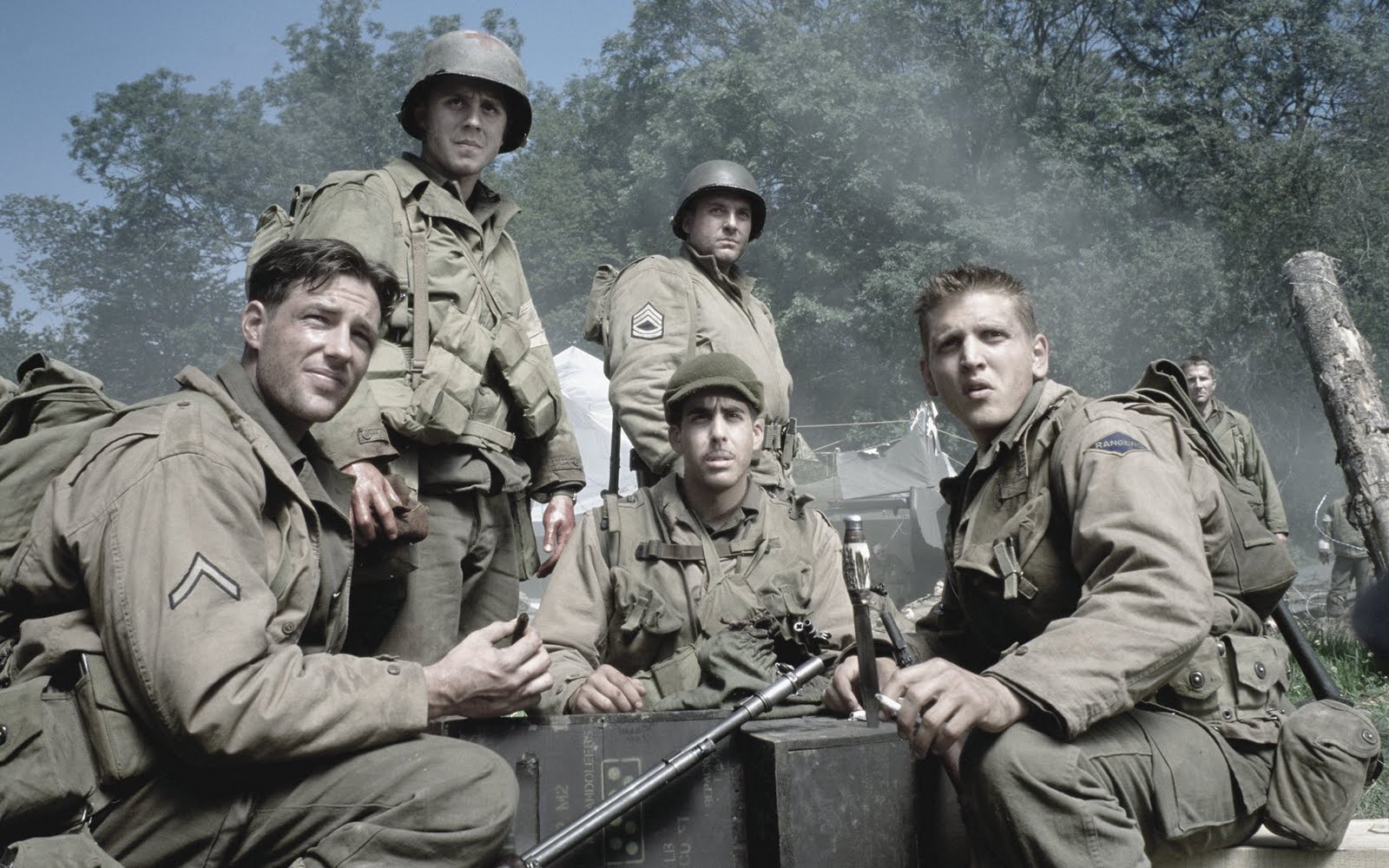 D Day Invasion Saving Private Ryan Mostly Movies: Importa...