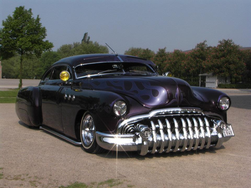 Working Class Kustoms 1949 Buick Custom For Sale