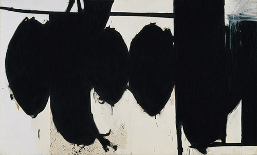 Abstract Expressionism Robert Motherwell Elegy to The Spanish Republic