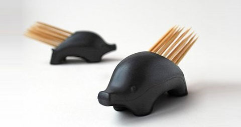 Coolnose toothpick holder designs - Personal toothpick holder ...