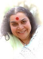 Shri Mataji fényképe