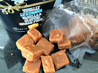 Ultimate English Totally Luxurious Vanilla and Clotted Cream Fudge