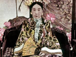 Ci xi, the last great Empress of China