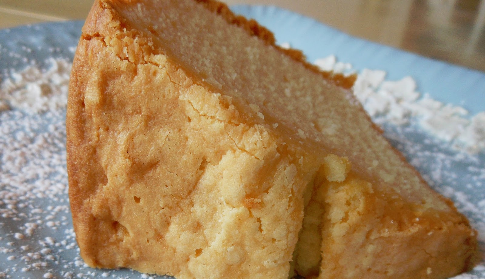 My Cookie Clinic: CREAM CHEESE POUND CAKE/ Cake for Breakfast