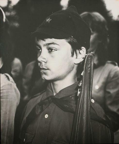 Ilya Narovlyansky (1921-2000). THE PIONEER