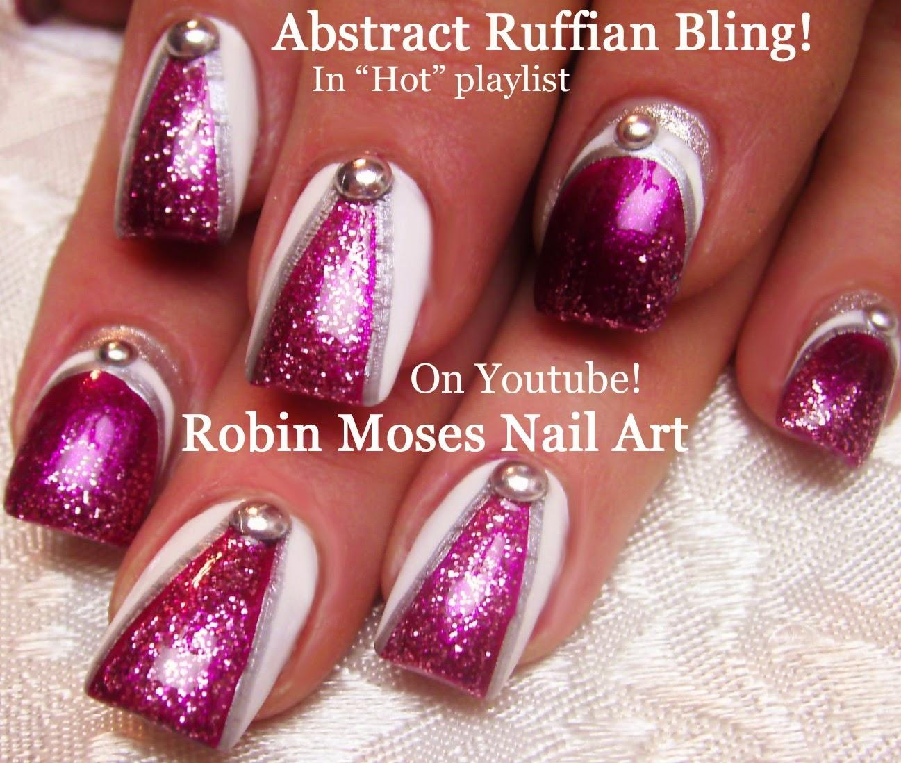 Robin moses nail art glitter nails diva nails glitter nail glitter nails diva nails glitter nail art party nails fun nail art nail art prinsesfo Image collections