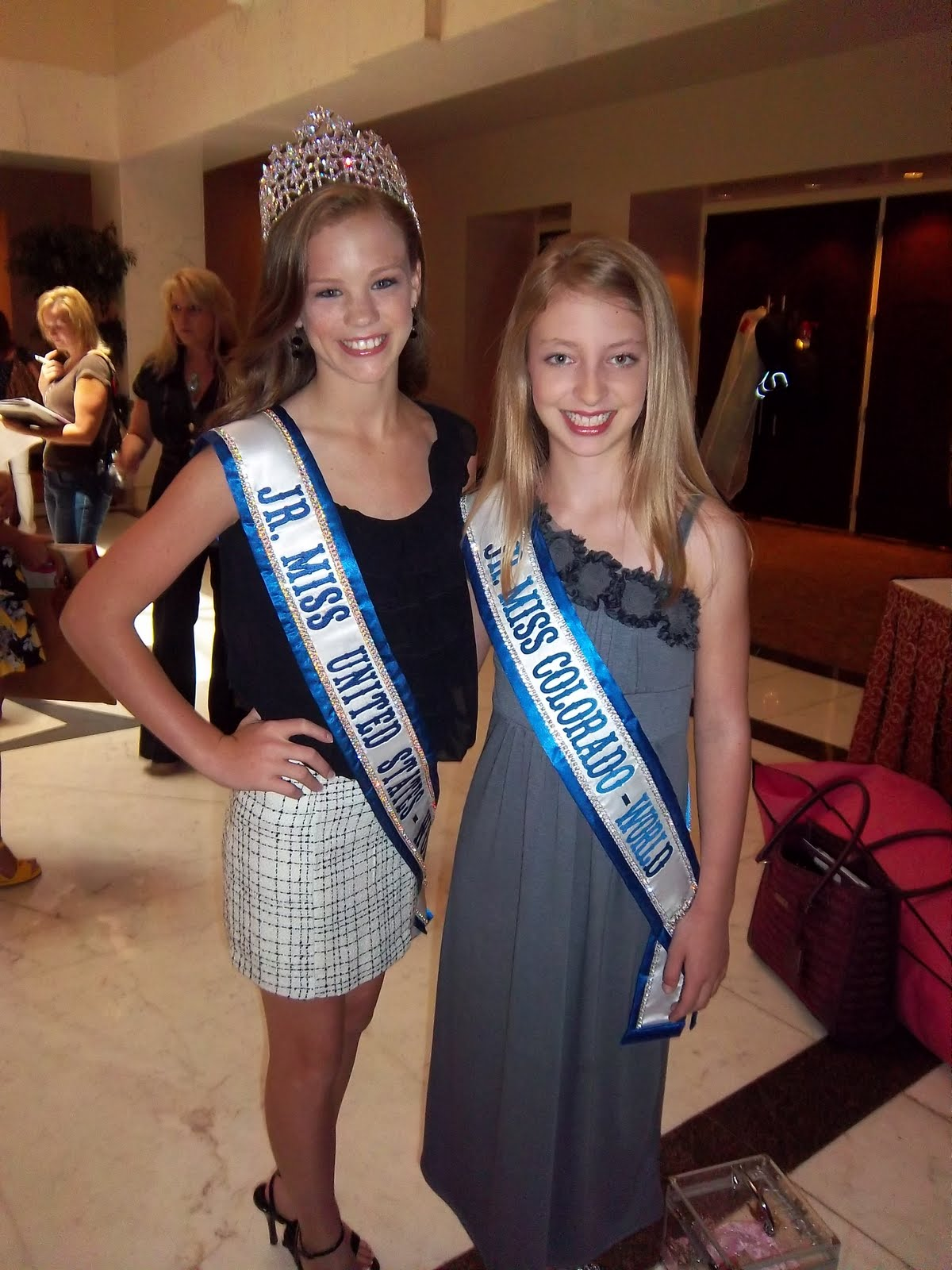 Navajo County Junior Miss Pageant - The Tribune