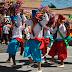 Danza de las varas - Fiesta del Pilar en Chimiche - Granadilla de Abona