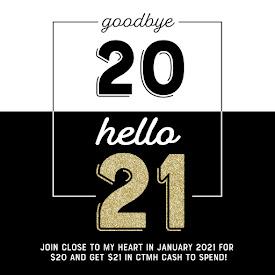 Goodbye 20, Hello 21