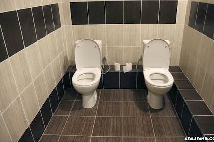 6 Kelebihan Menggunakan Toilet Jongkok