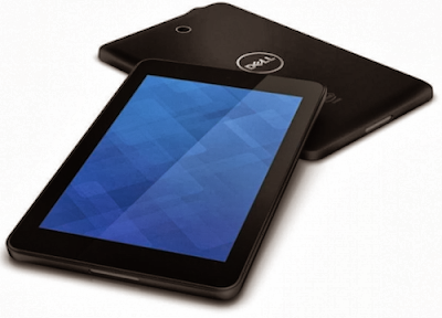 Dell officially launched tablet Venue 7 and Venue 8