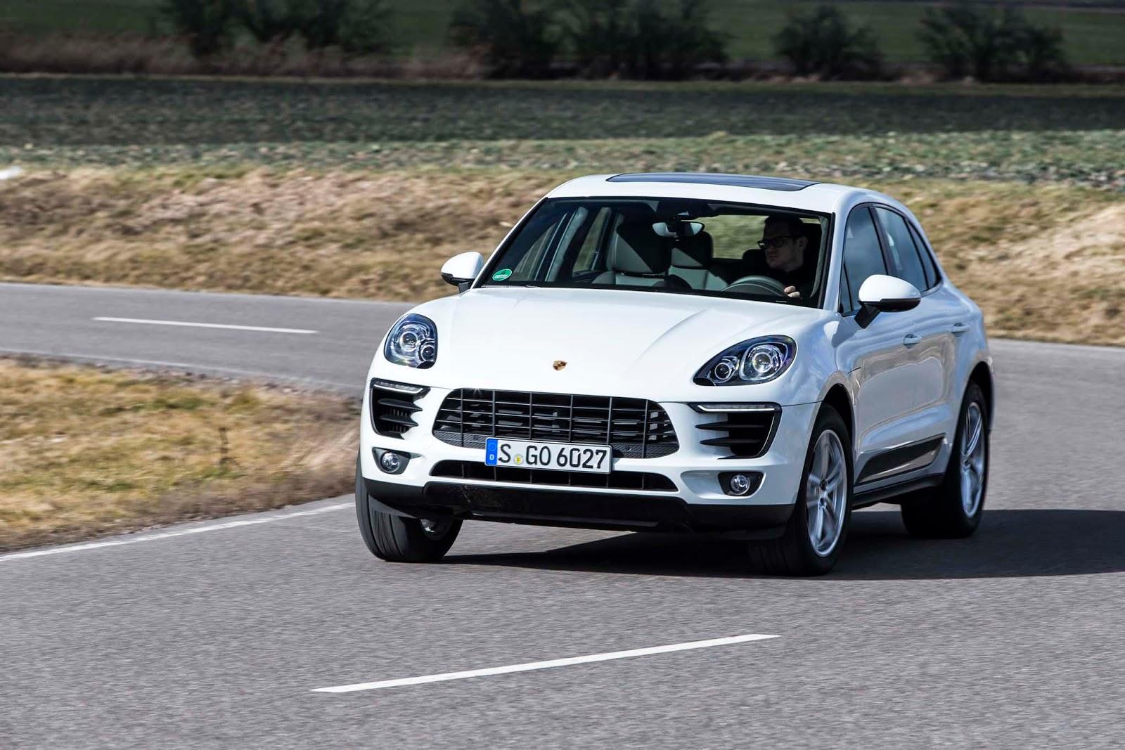 Porsche Macan S Image