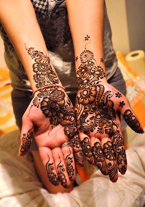 Mehndi Patterns What Are They : Latest indian sudani pakistani arabic arabian mehndi