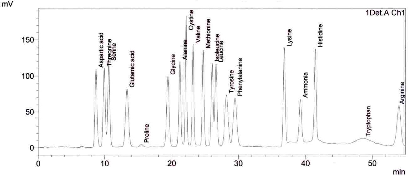 amino acid chromatography The value of paper chromatography in the study of the amino-acids of urine in  disease has been shown in particular by dent (1946, 1948) although present.