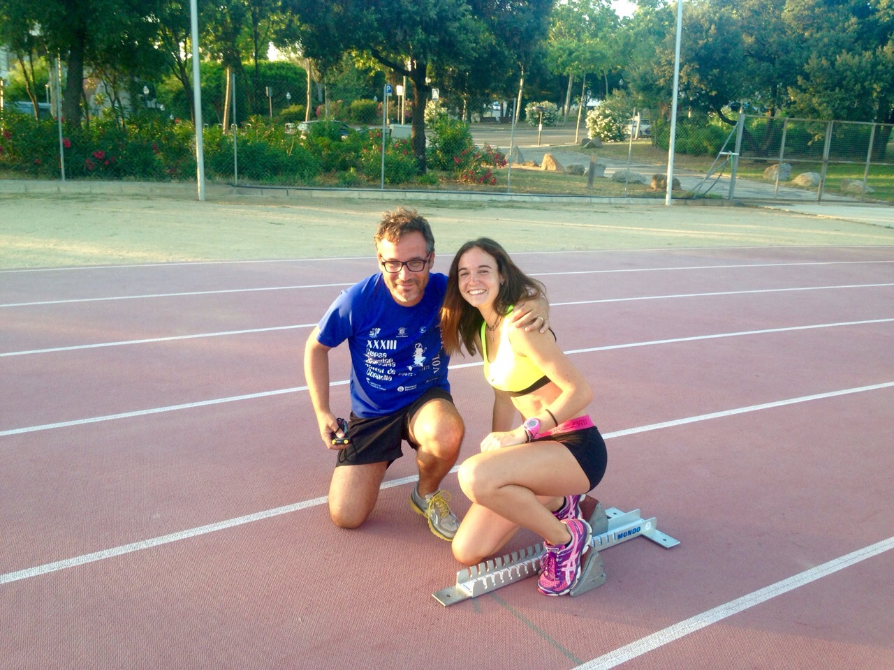 Amb la Claudia