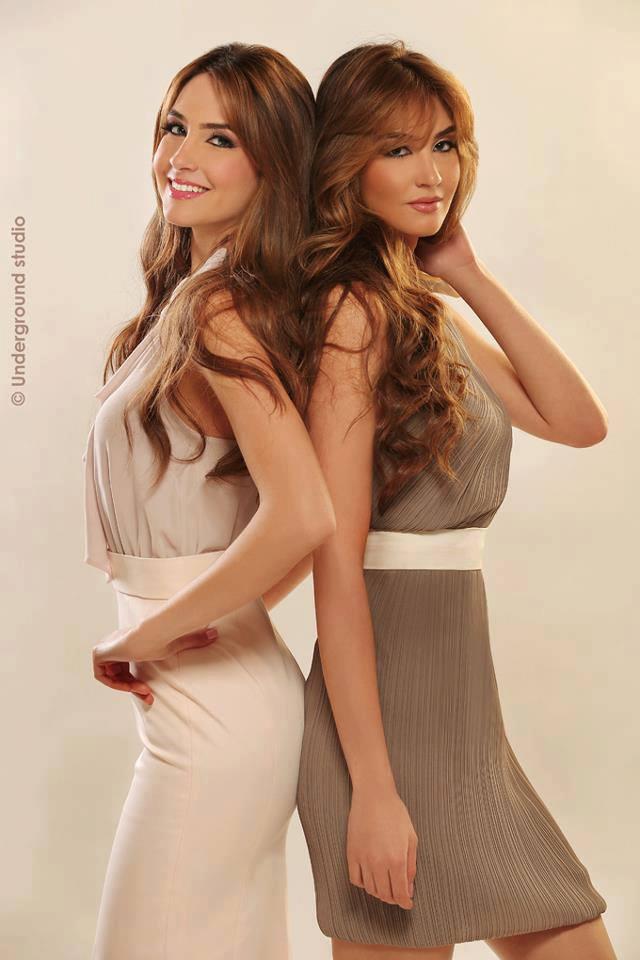 Miss rina and miss larissa
