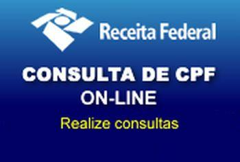 Consulta – CPF