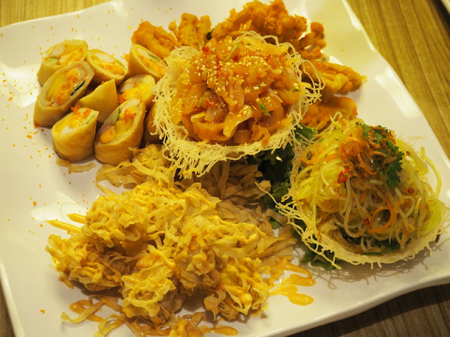 Third Place Five Blessing Platter Food Review MedTech Lunarrive Singapore Lifestyle Blog
