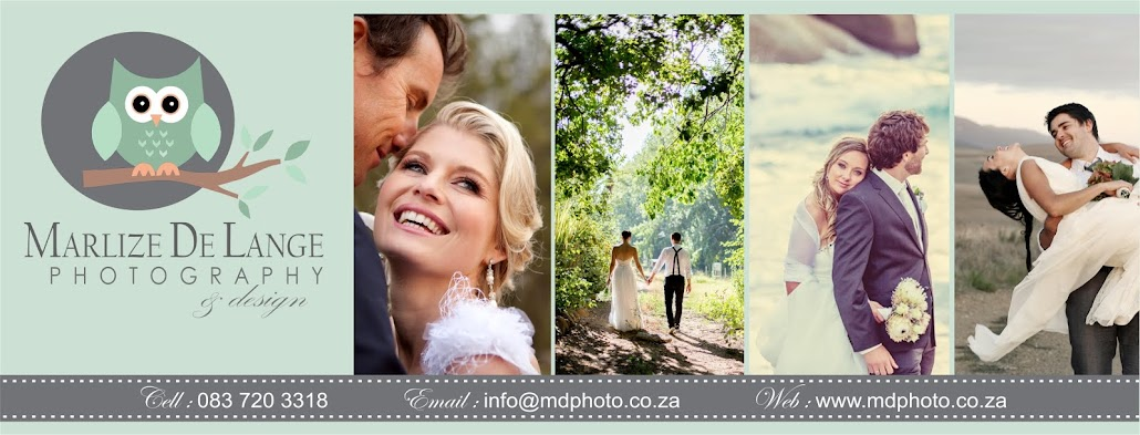 Marlize de Lange Photography and Design