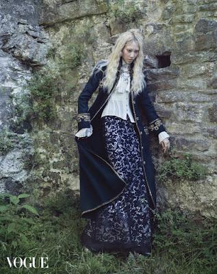 Soo Joo Vogue November 2015