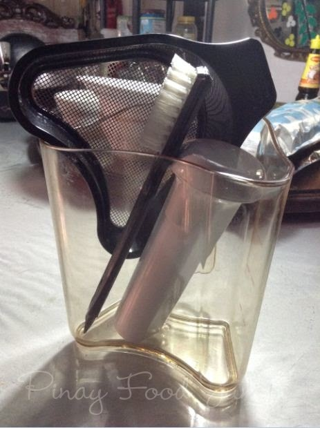 how to use the bullet juicer