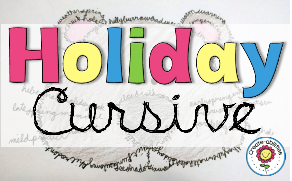 Holiday Cursive