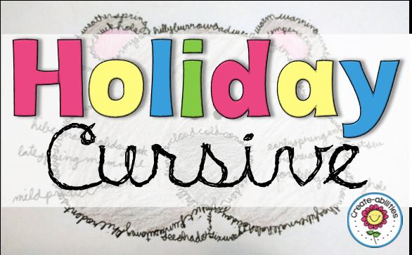 Holiday Cursive