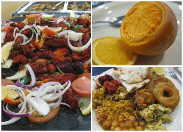 Madras Grill