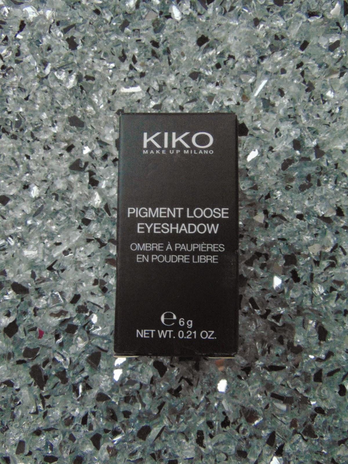 KIKO Pigment Loose Eyeshadow - Nr. 18 - www.annitschkasblog.de