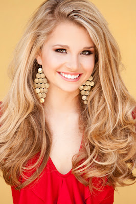 Danielle Doty CrownedMiss Teen USA!