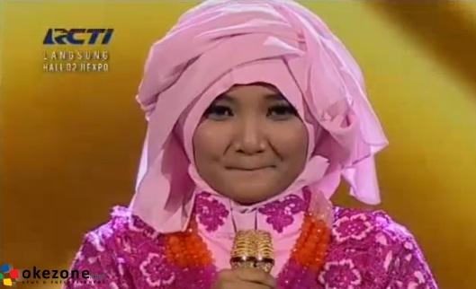 Fatin Shidqia, Juara X Factor Indonesia