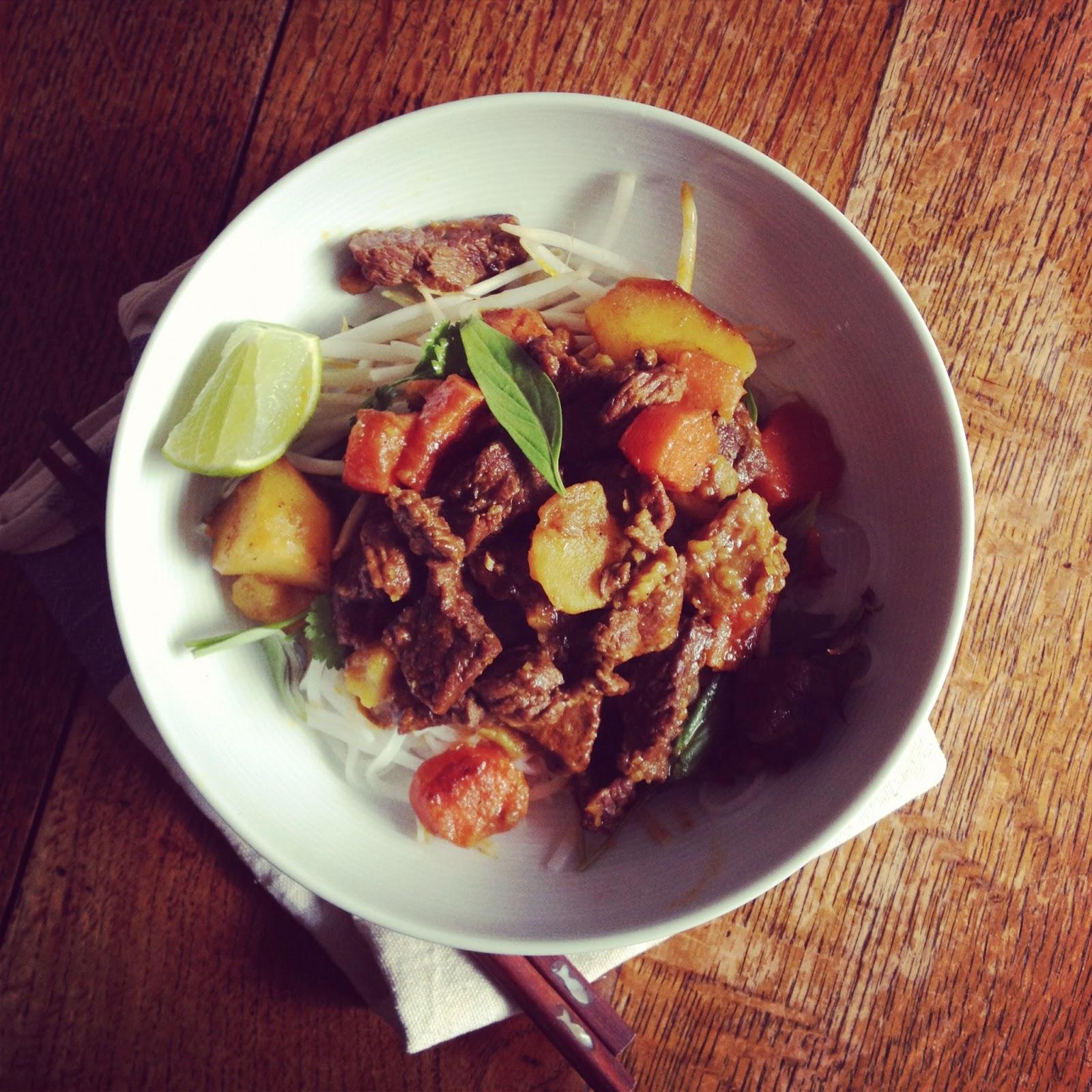 Bò Kho- Vietnamese Beef Stew | Uyen Luu