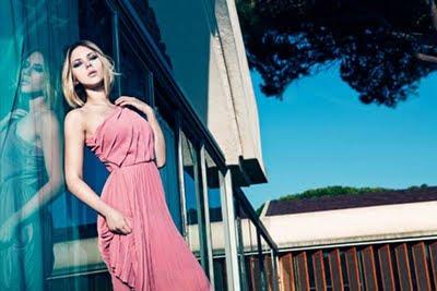 Scarlett Johansson: Mango Fall Winter Campaign 2011 - Pink