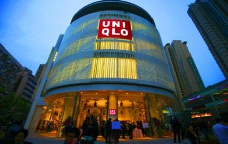 gran tienda de uniqlo