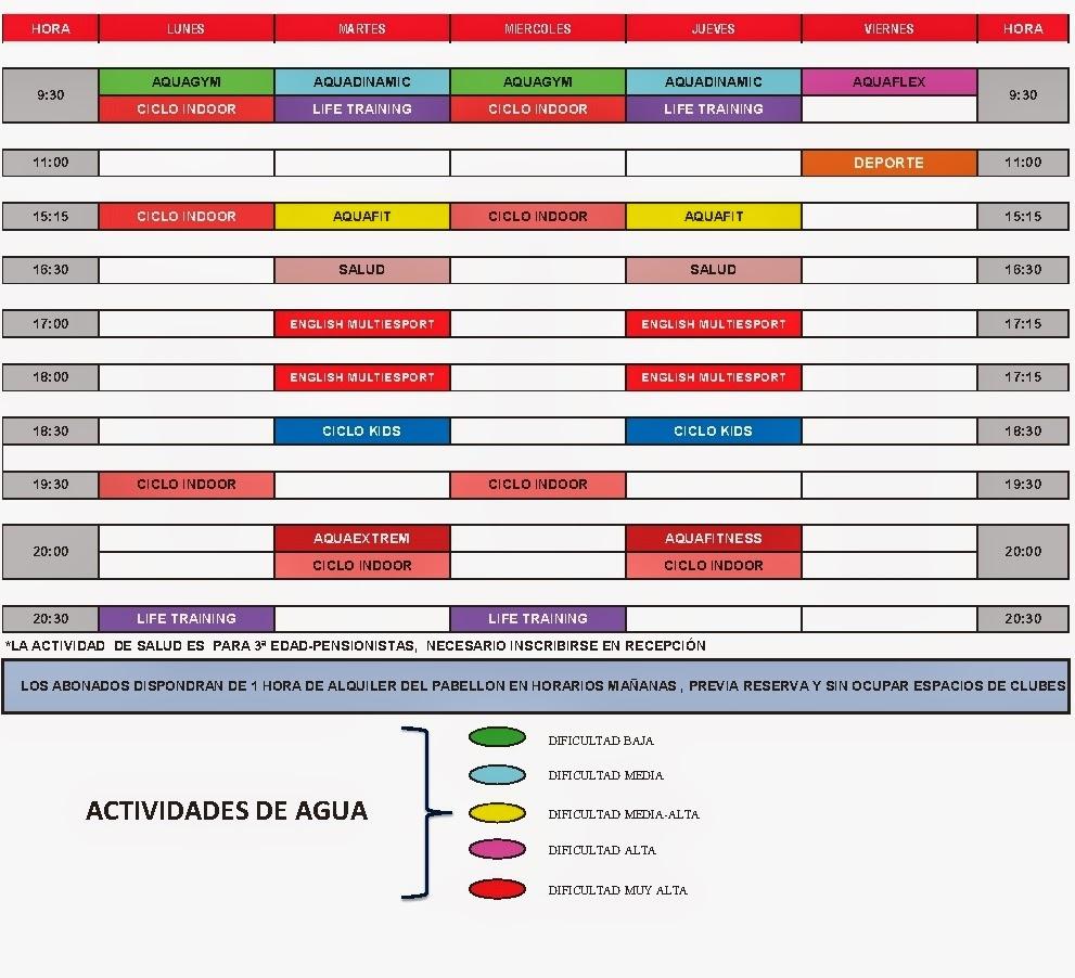 Pabellon municipal de catarroja horarios actividades for Piscina cubierta catarroja