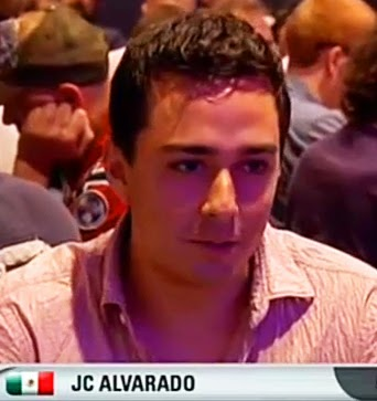 EPT9 Barcelona Super High Roller Alvarado