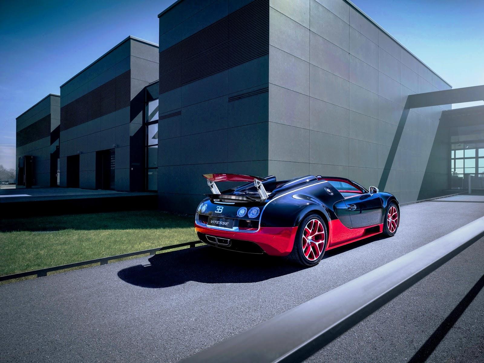 2012 bugatti veyron grand sport vitesse black and red news hot car. Black Bedroom Furniture Sets. Home Design Ideas