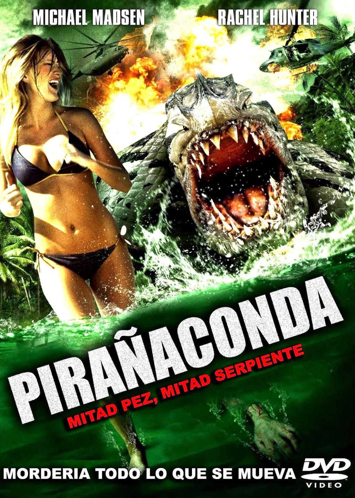 Pirañaconda (2012)