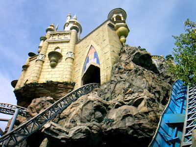 Atlantis at Magic Island in Lotte World
