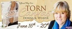 Blog Tour: TORN CANVAS