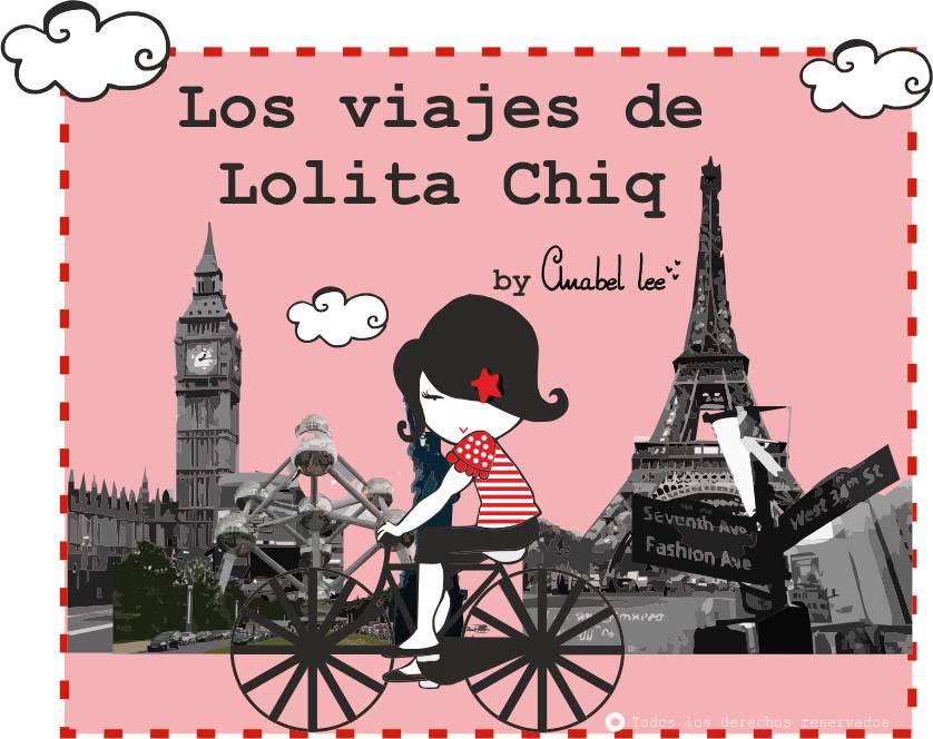 Los viajes de Lolita Chiq