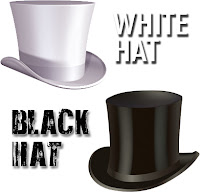 white or black hat seo